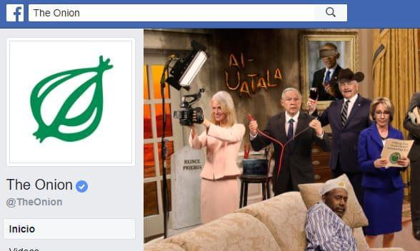 Paginas de Facebook de humor