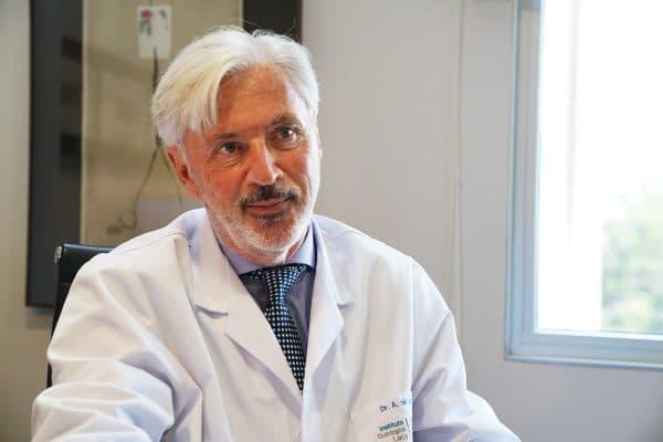 Dr. Antonio de Lacy, cirujano de Barcelona