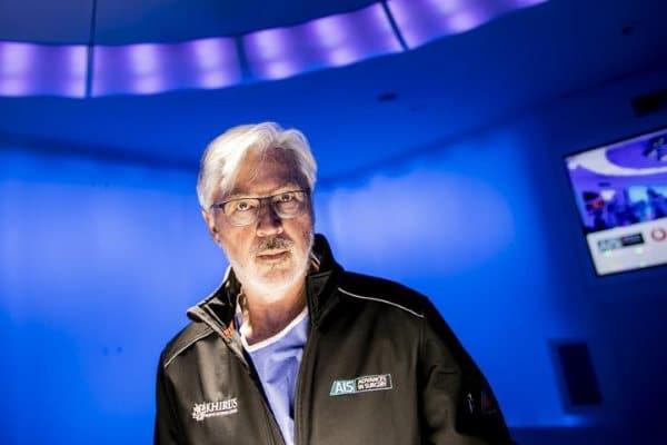 Dr. Antonio de Lacy trae el 5G a Barcelona