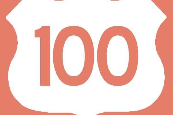 Top 100 en Redes Sociales