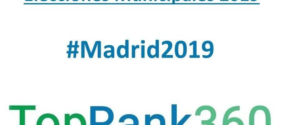Elecciones Municipales Madrid 2019