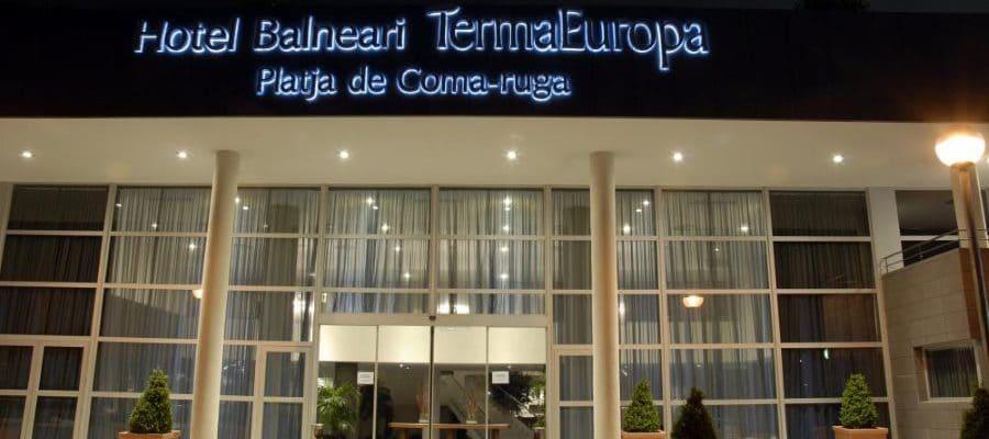 Hotel Balneario TermaEuropa Playa Coma-ruga