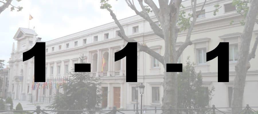 Voto 1-1-1 en el Senado