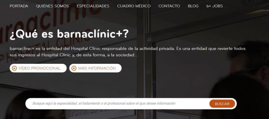 barnaclinic. Barcelona