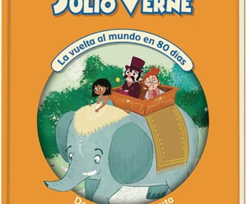 Los coleccionables RBA con una adaptación para niños de las obras de Julio Verne