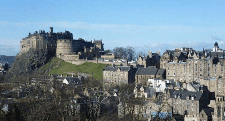 Ciudades del mundo sostenibles, Edimburgo