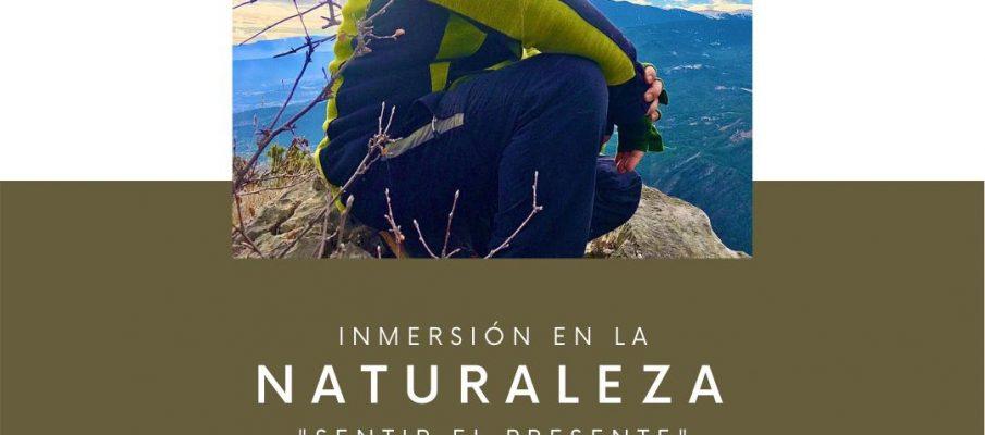 Taller - Inmersión en la naturaleza. Sentir el presente.