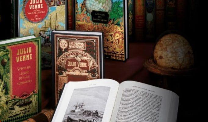Los diez libros más vendidos de Julio Verne