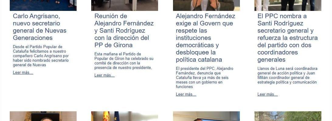 Top 100 PP de Cataluña. Imagen de la Web
