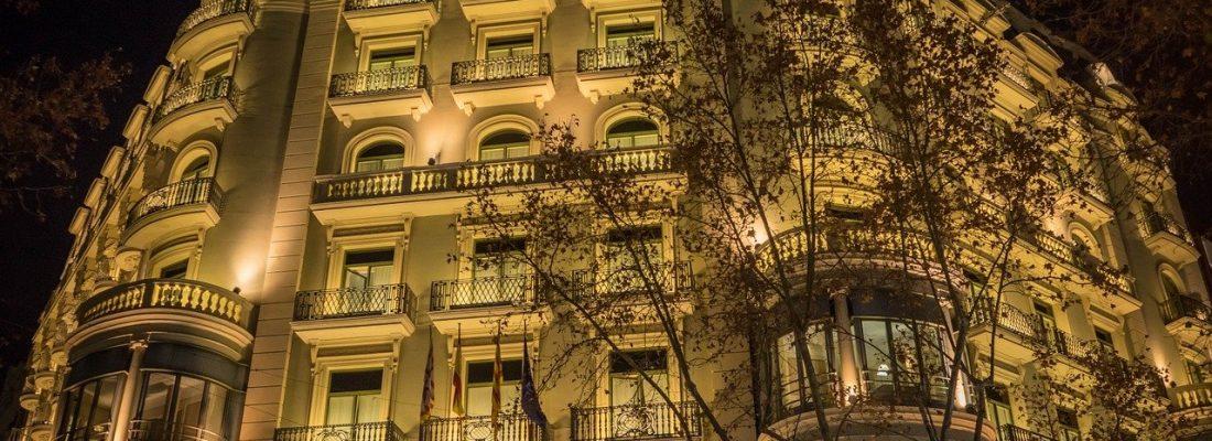 Top 100 Hoteles en España. Imagne del Hotel Majestic en Barcelona