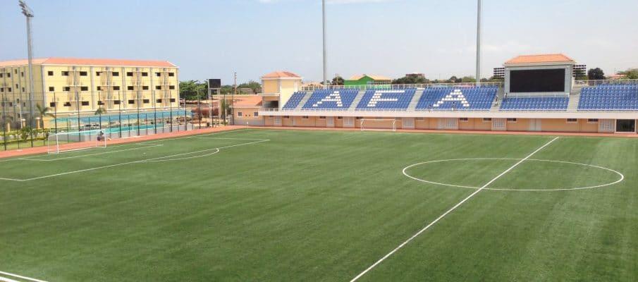 Escuela de Fútbol AFA Angola