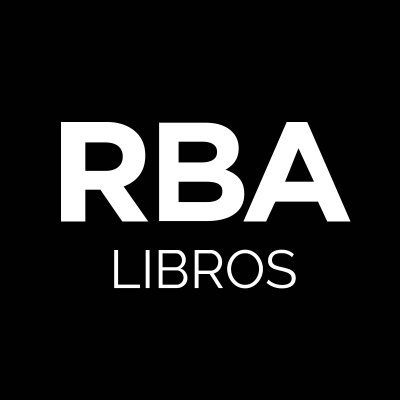 RBA Libros. Logotipo de RBA